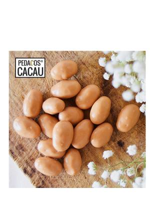 Amêndoas de Caramelo Salgadas