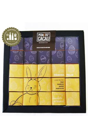"""Chocolate Vegan """"Páscoa Feliz"""""""